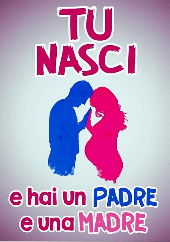 STOP GENDER....DIFENDIAMO LA FAMIGLIA NATURALE !!! I BAMBINI NON SI TOCCANO !!!