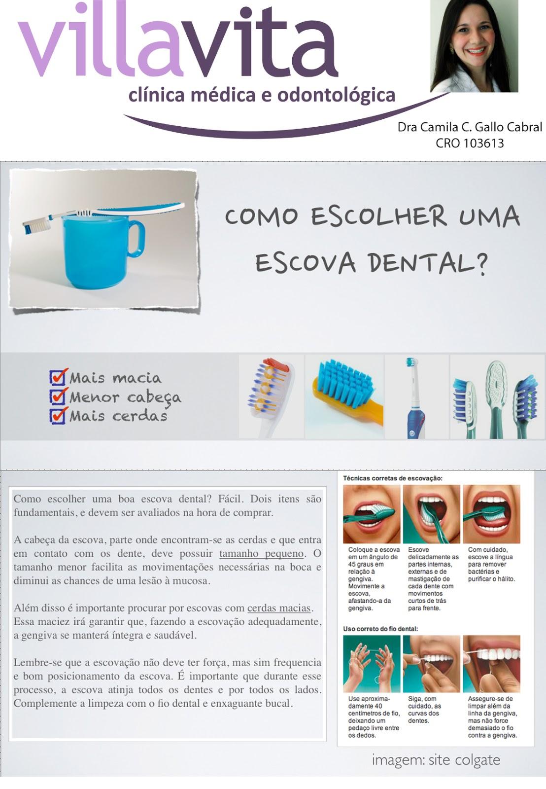 escova+de+dentes - Escolha sua Escova de Dentes