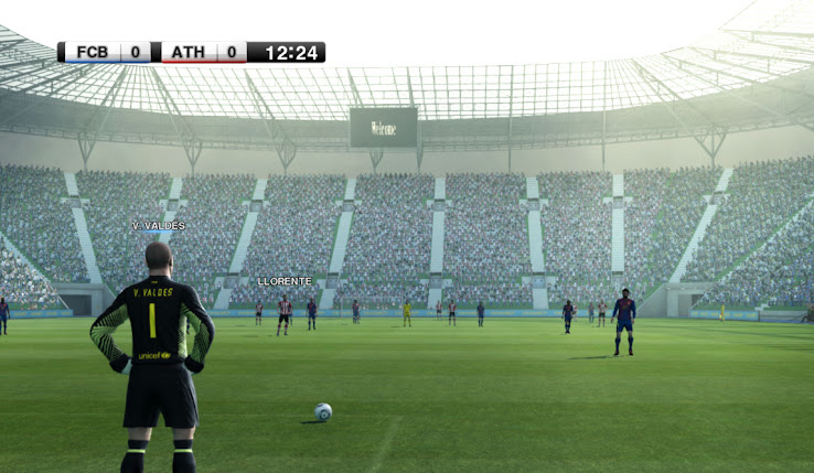 PES 2012 Slask Wroclaw Stadium by robert09