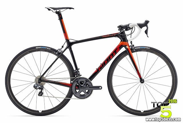 Giant TCR AVANCED SL 1, una bici para disfrutarla en cualquier terreno