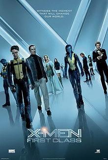 Dị Nhân 5: Thế Hệ Đầu Tiên - X-men: First Class