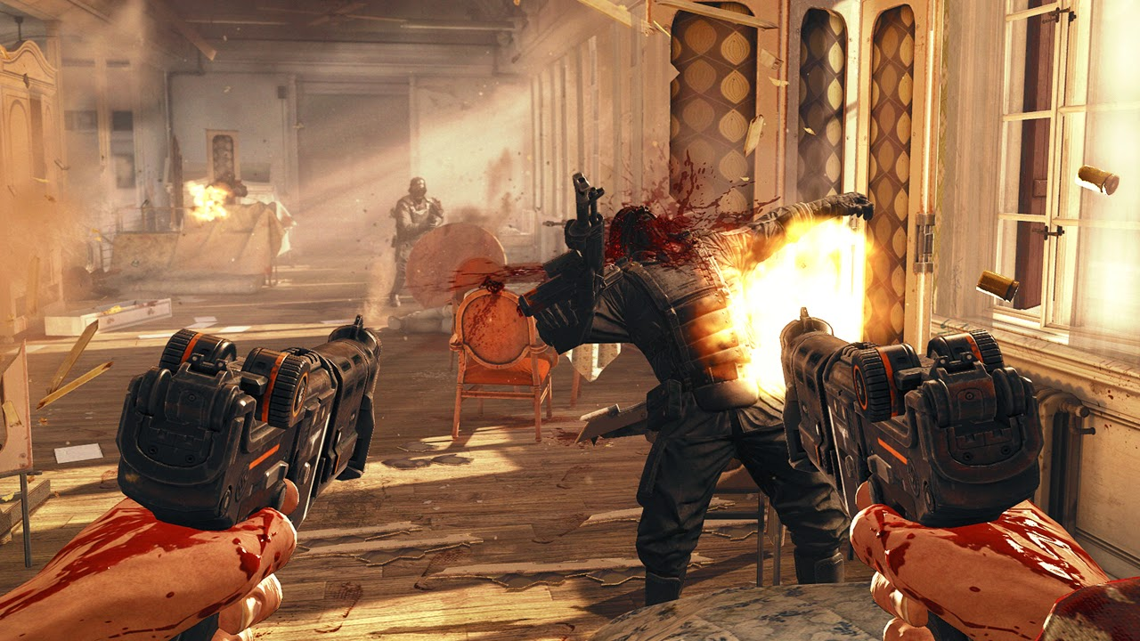 Wolfenstein: The New Order pc game reloaded