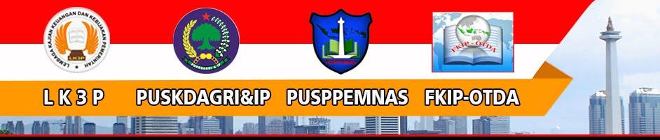 JADWAL BIMTEK NASIONAL BAGI PEMDA, DPRD DAN SEKRETARIAT DEWAN SELURUH INDONESIA