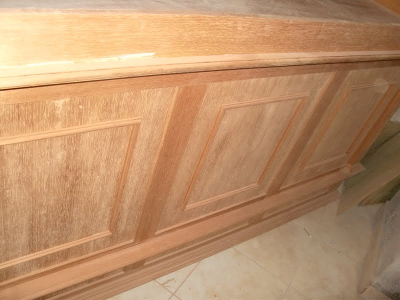 Decoraciones manualidades en madera tecnicas para - Como lijar madera ...