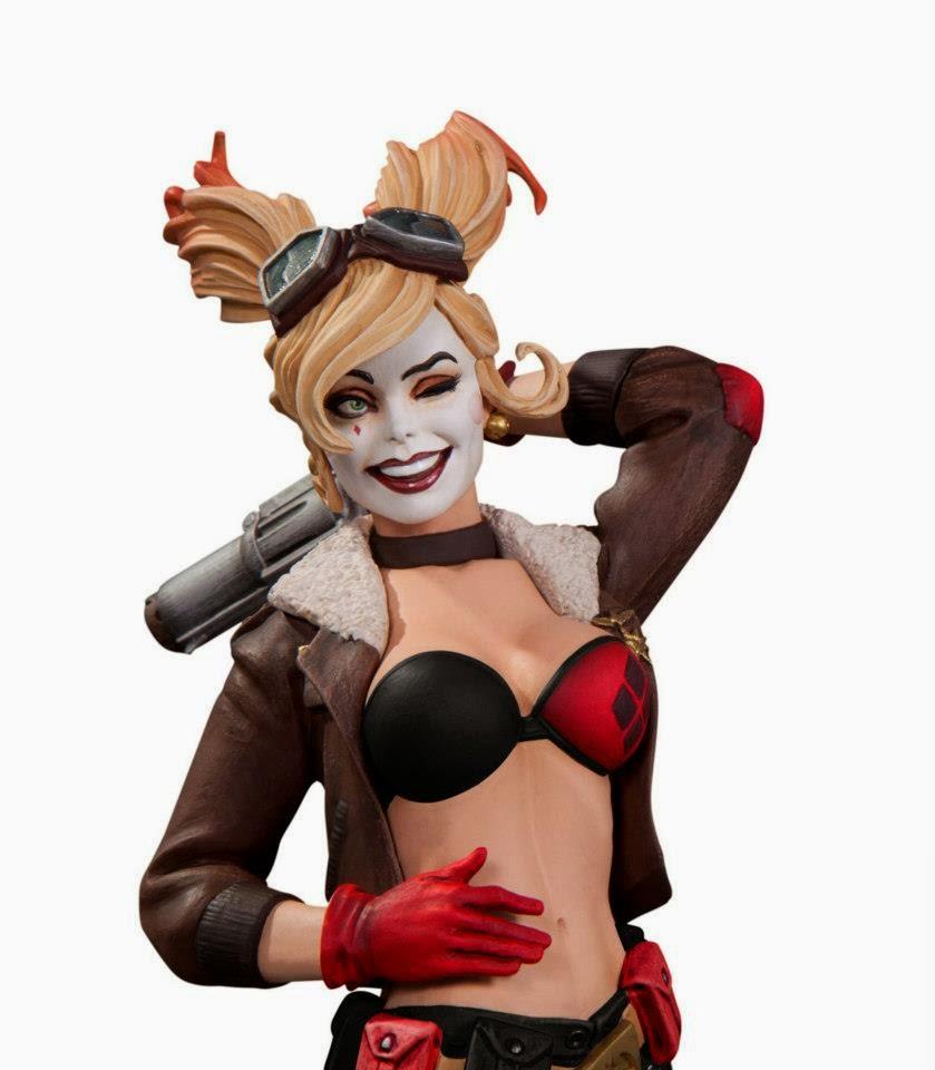 DC Comics Bombshells of Gotham Harley Quinn 2013