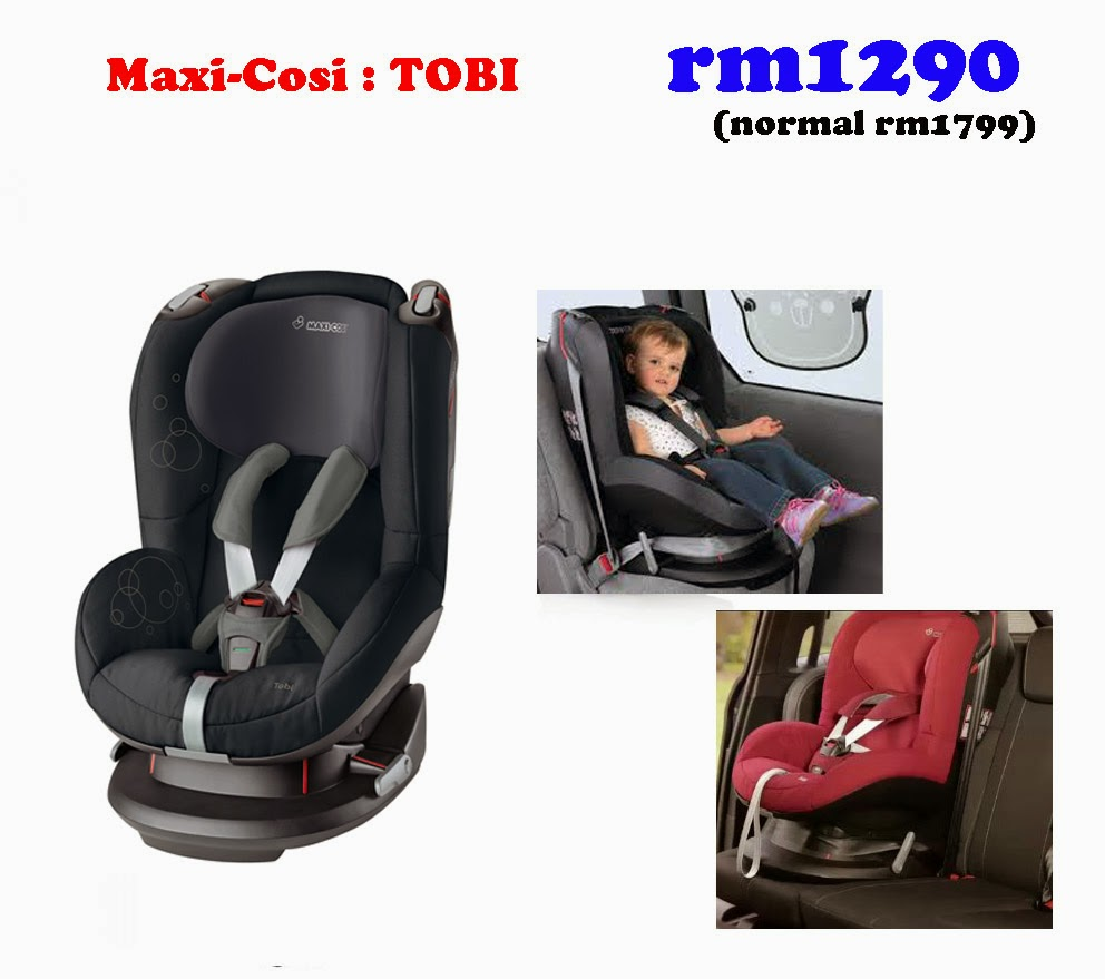 Safe And Sound Lifestyle Car Seat