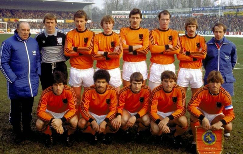 netherlands football team captain