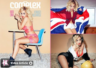 Rita Ora Covers Complex August/September 2012 » Gossip | Rita Ora