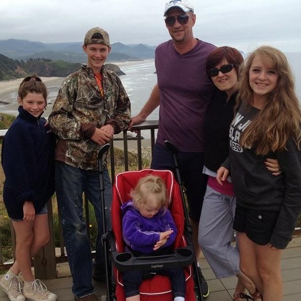 Family Beach Trip 2013