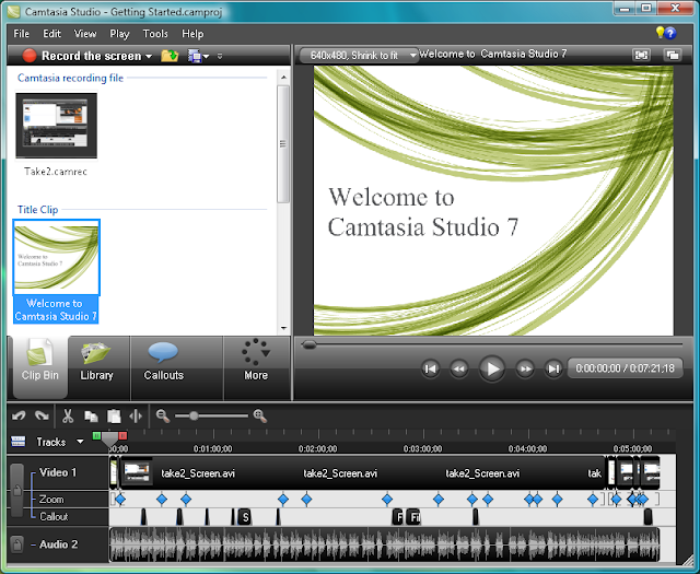 Free Download Camtasia Studio 8.0.3 Terbaru