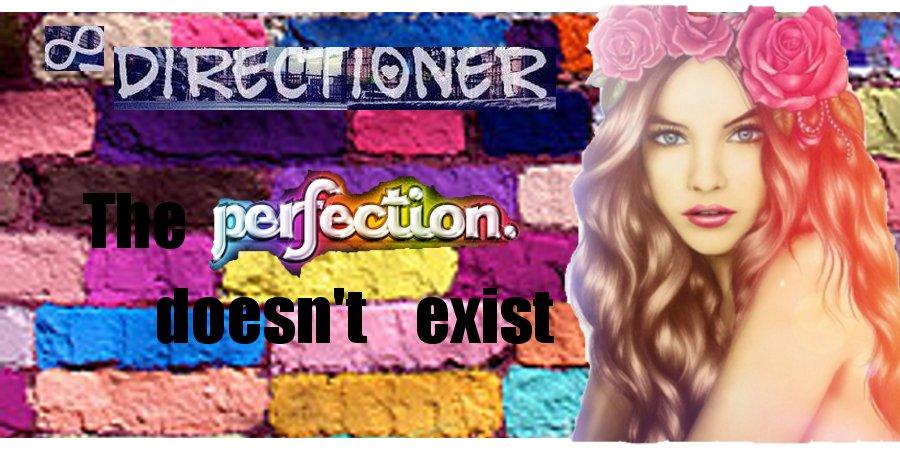 Porqué ser perfecta cuando puedo ser imperfecta?