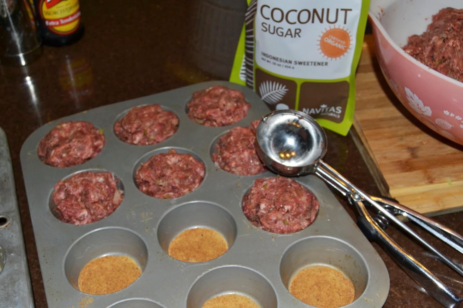 SheShe's Gluten Free: Venison Meatloaf Muffins - Paleo - Gluten ...