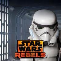 Imagen de un soldado imperial de Star Wars Rebels