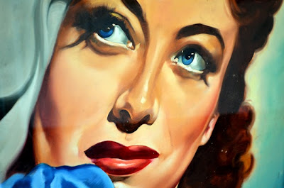 Reflections of Hollywood's Golden Era, Arts Clayton Gallery, Joan Crawford