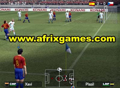 Download Games PES Pro Evolution Soccer 6 Full Version