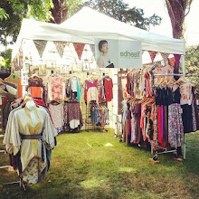 Filberg Festival - Find Adhesif Clothing at this gorgeous summer event + other west coast artisans