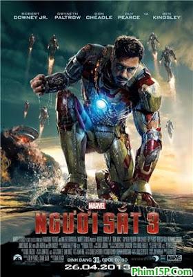 Người Sắt 3 - Iron Man 3
