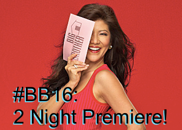 Big Brother 16 Premiere June 25, 2014