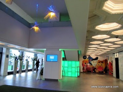 Lobby Hotel Bloom, Bruselas