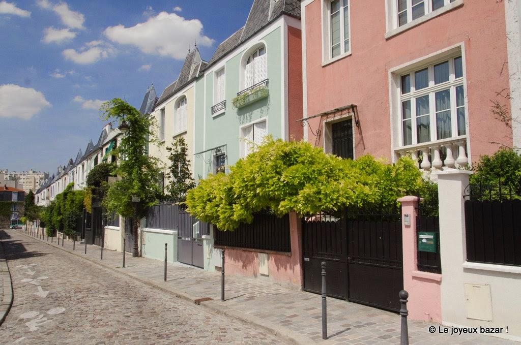 Paris 13 - rue Dieulafoy