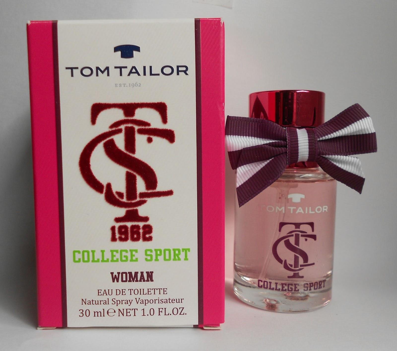 Tom Tailor College Sport Parfum
