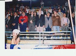 PRIMER TORNEO PANAMERICANO  INFANTIL QUITO 2003