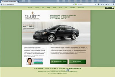 Celebrity Worldwide Chauffeured Transportation