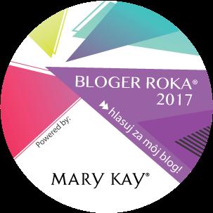 Podpor môj blog hlasom v Bloger Roka 2017