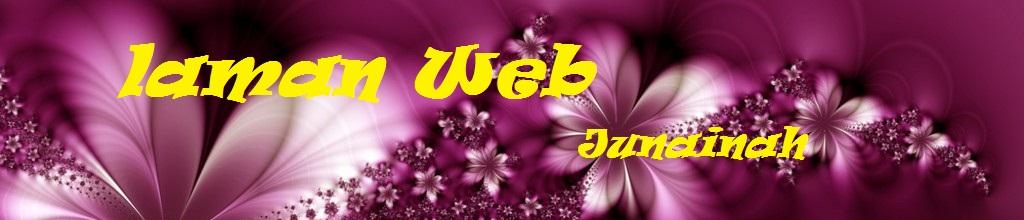 LAMAN WEB JUNAINAH
