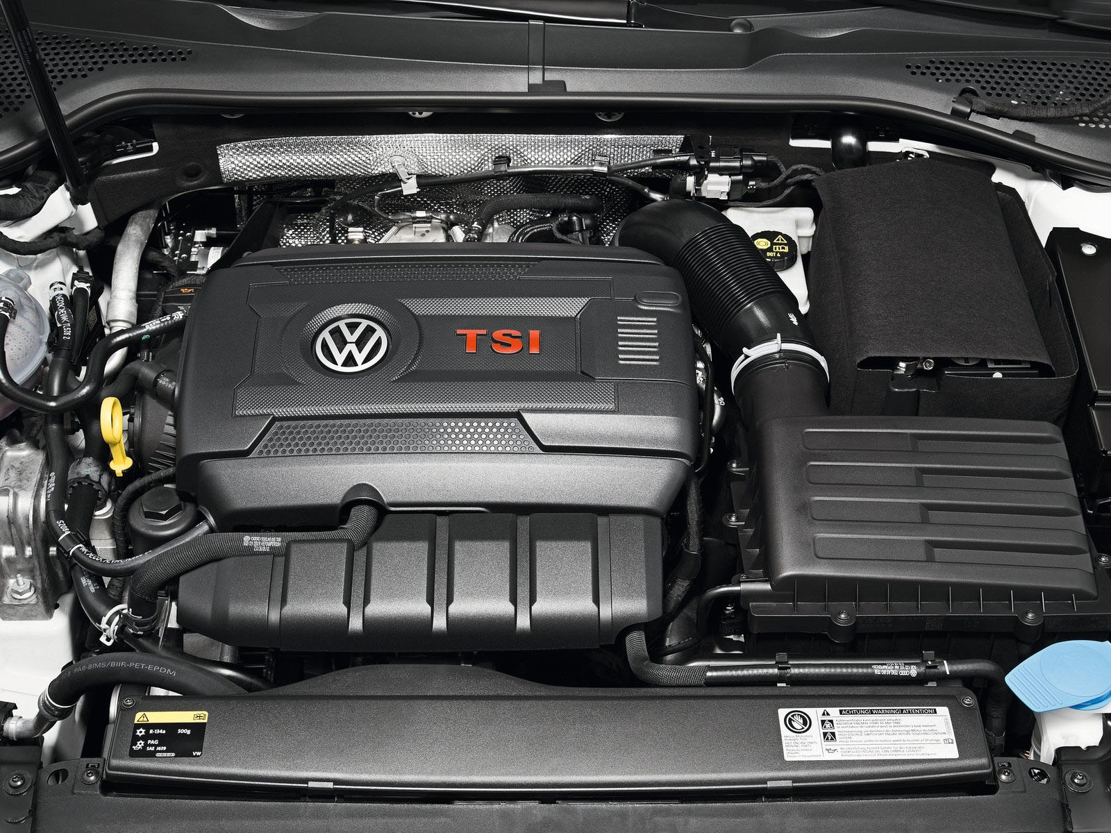 auto Volkswagen Golf GTI 2014