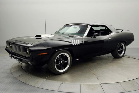100000posts 1971 Plymouth Hemi Cuda