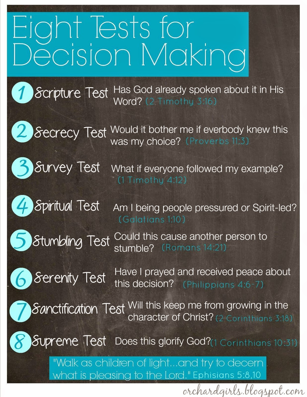 how good is your decision making test pdf