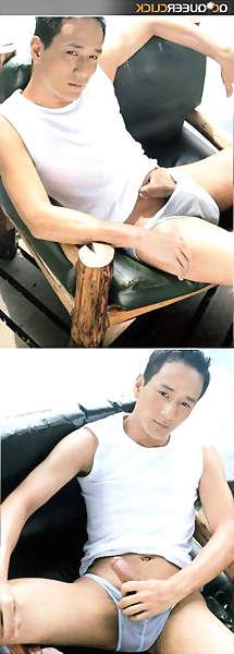 image of asian men cocks