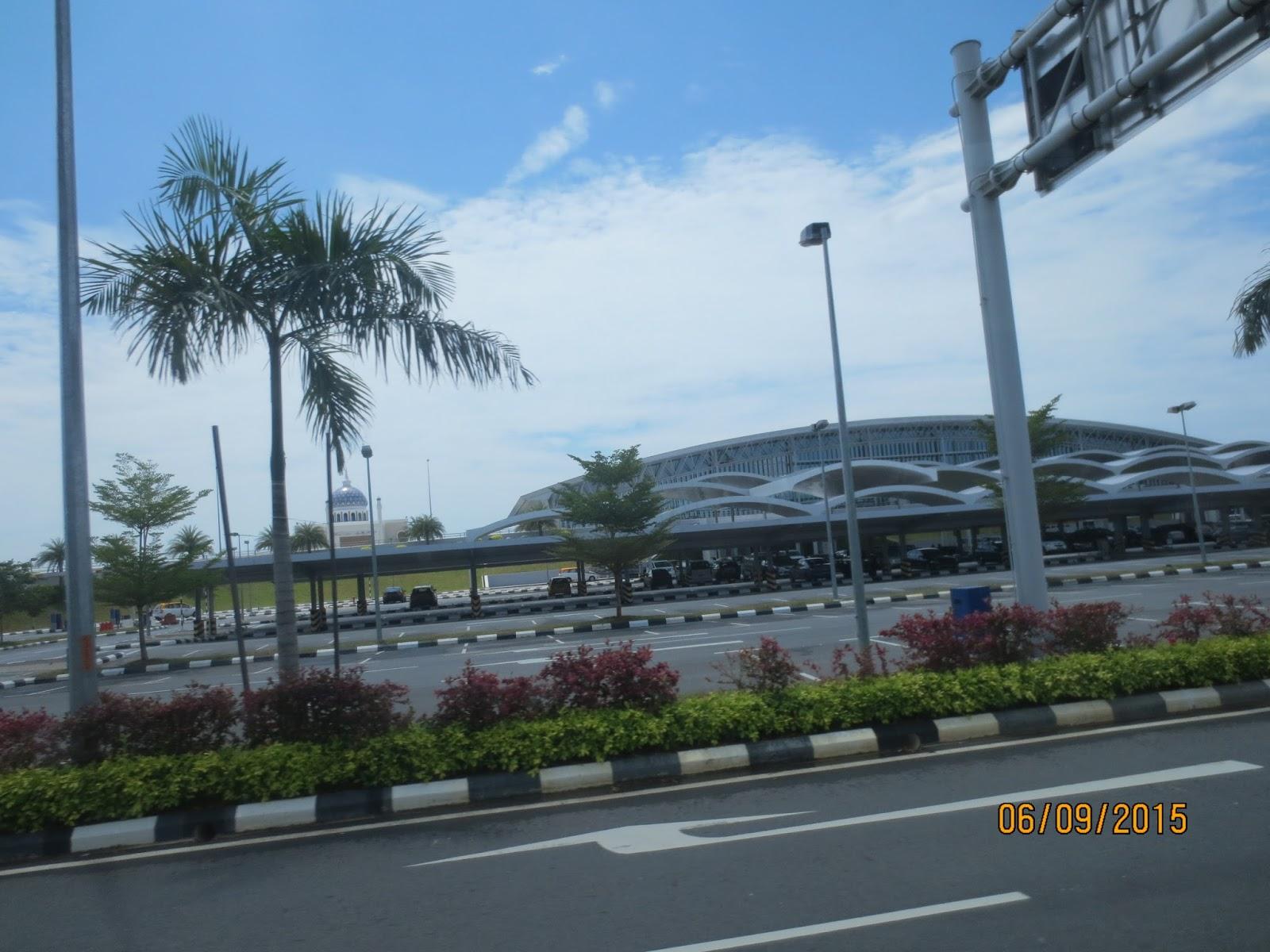 Saje Suka Suka Rombongan Peminangan P3 Brunei Bhg 6 Balik