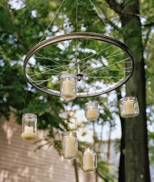 10 Idées pour Recycler des Pneus de Bicyclettes