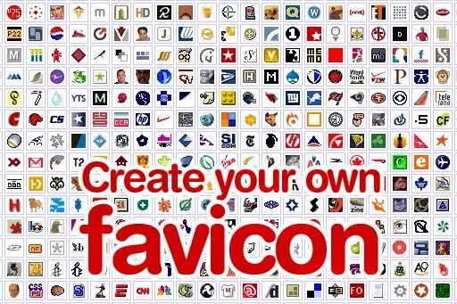Como fazer Favicons para o Blog