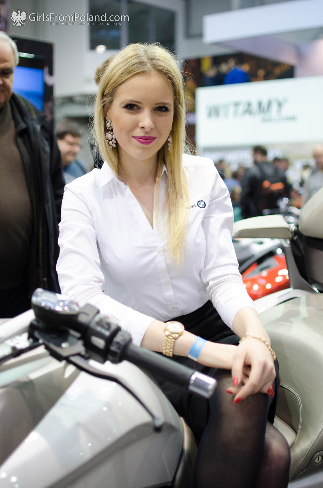 7 Wystawa Motocykli i Skuterow  Zdjęcie 100