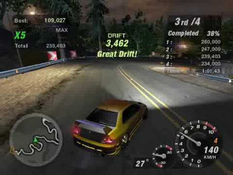 Need For Speed Underground 2 preview