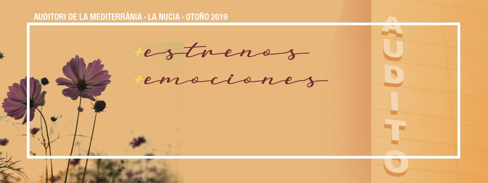 +Estrenos: Otoño 2019