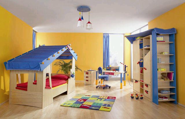 Fotos de camas infantiles originales y divertidas ideas para decorar dise ar y mejorar tu casa - Camas divertidas infantiles ...