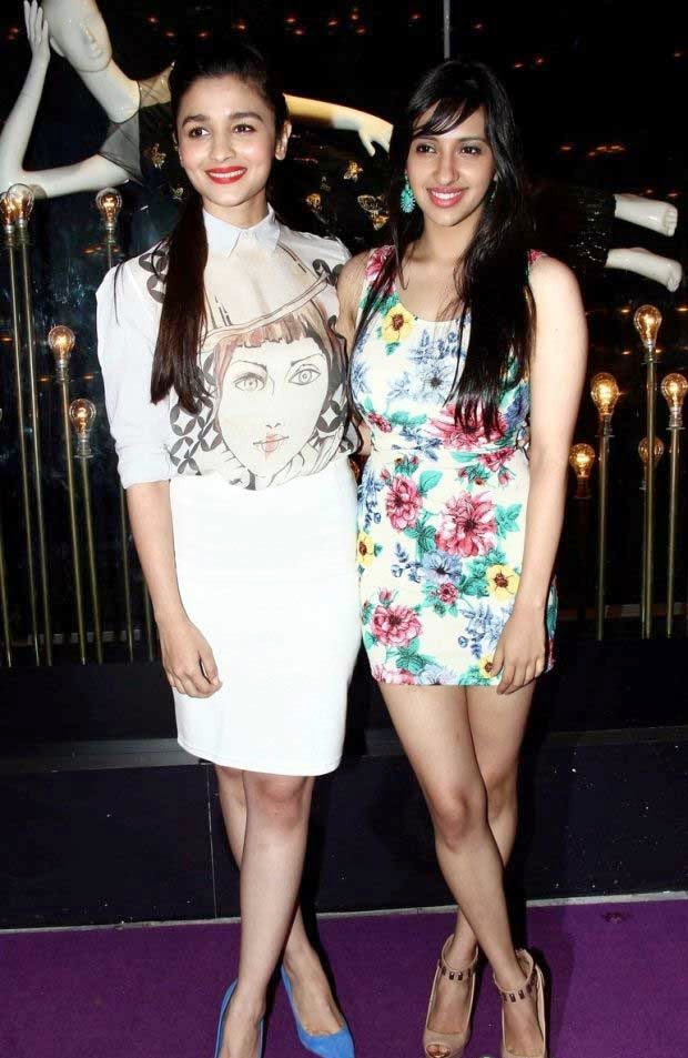 Alia Bhatt at Diva'ni store launch