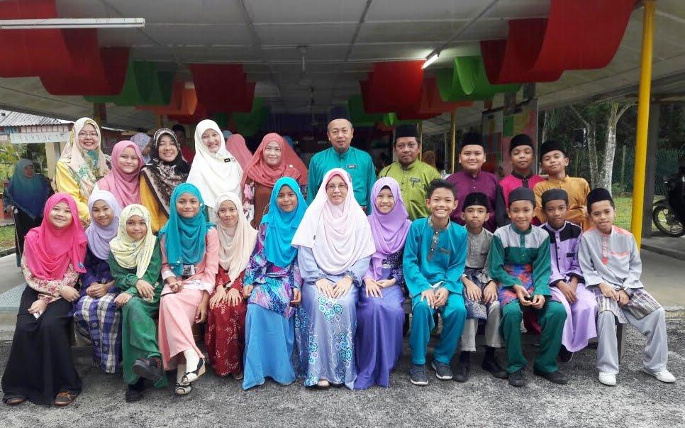 Guru-guru dan Murid-murid Tahun 6 2016