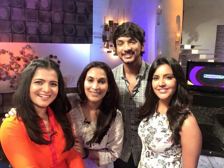 Koffee With DD Season 2 ,26-04-2015,Koffee With DD With Gautham karthik, Iswariya Dhanush, Priya Anand Today Program with DD, Vijay Tv, Watch Online Koffee With DD,26th April 2015