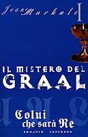 Copertina libro Il Mistero del Graal