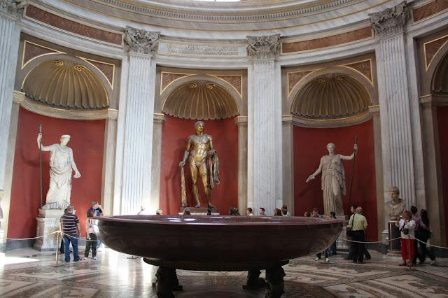 фото ватиканские музеи