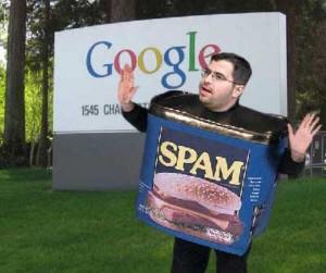 Chống SPAM của google
