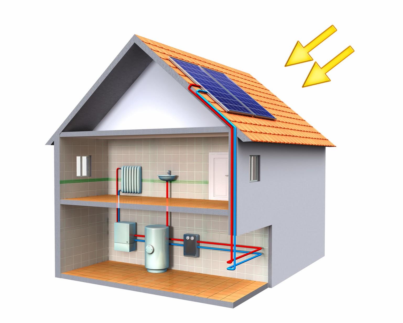 Octobre 2013 blog habitat - Panneau solaire maison ...