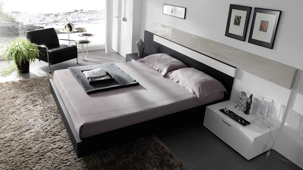 Cabeceros modernos de cama - Muebles de dormitorios modernos ...