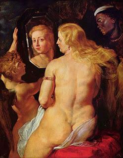 Venus del espejo-Rubens