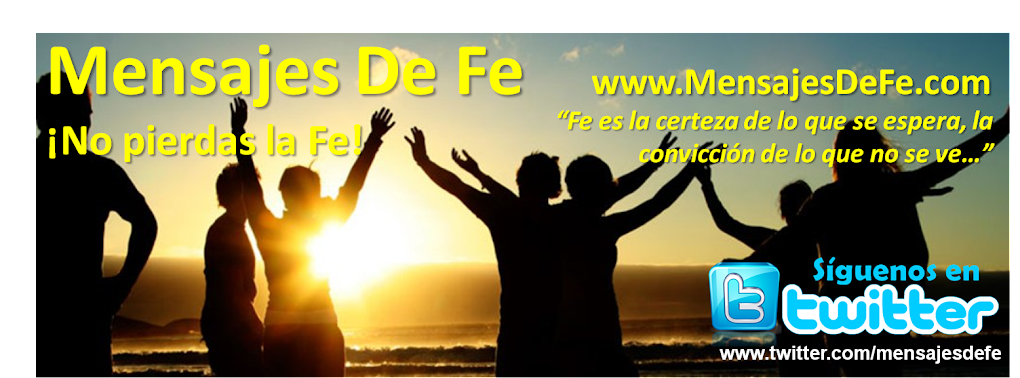 Ministerio Mensajes de Fe